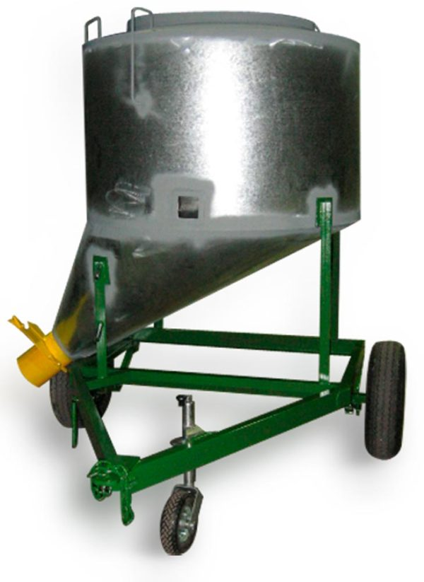 Demot Oat Feeder