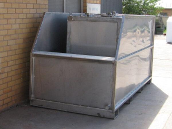 Demot Stainless Steel Tank