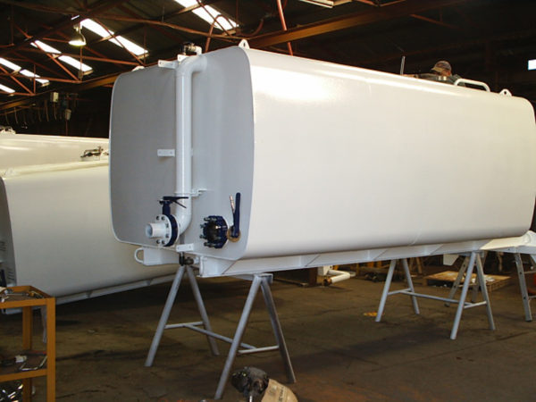 Demot Truck Mounted Water Tank